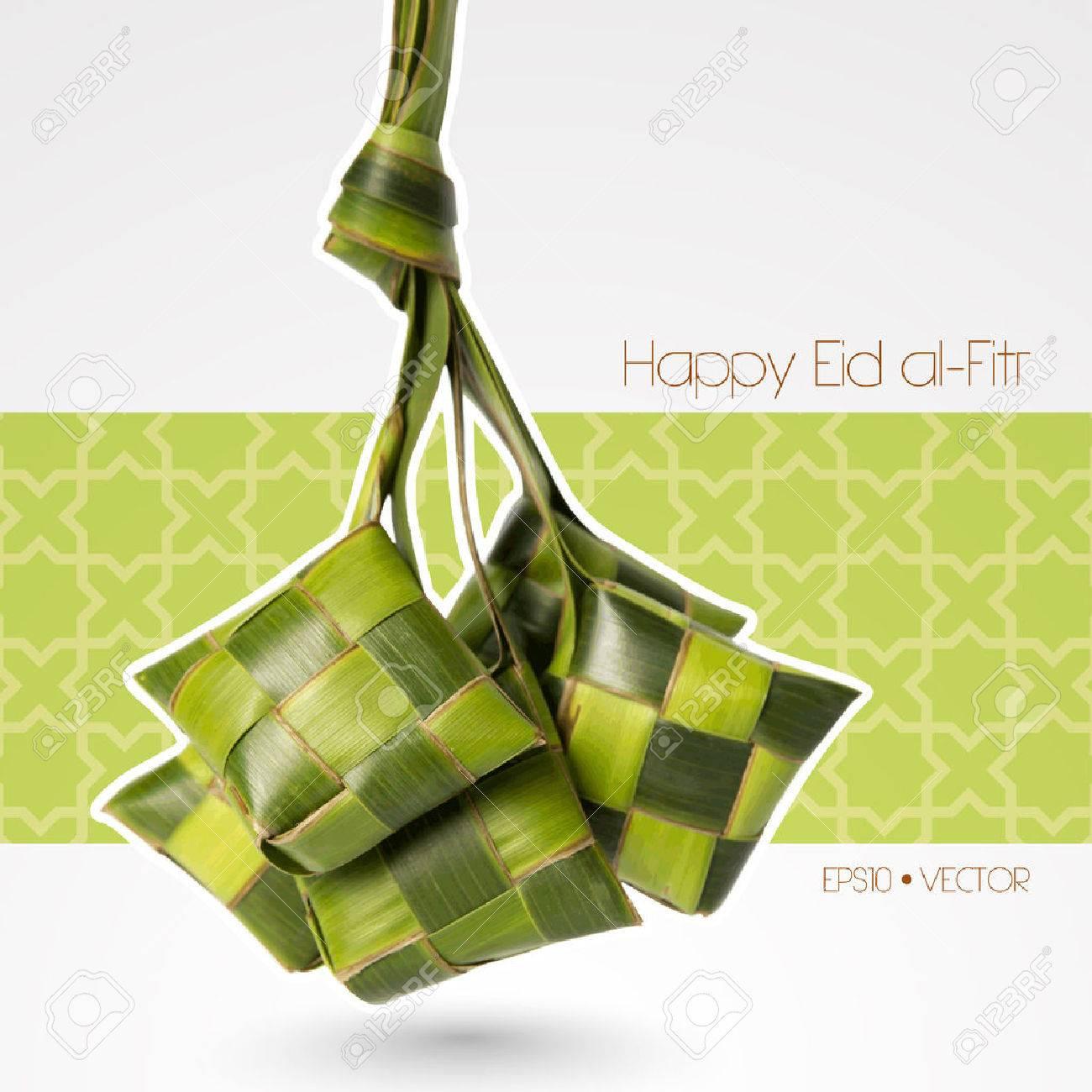 Most Inspiring Indonesia Eid Al-Fitr Feast - 29897489-vector-muslim-ketupat-rice-dumpling-translation-happy-eid-al-fitr-feast-of-breaking-the-fast  Collection_366936 .jpg