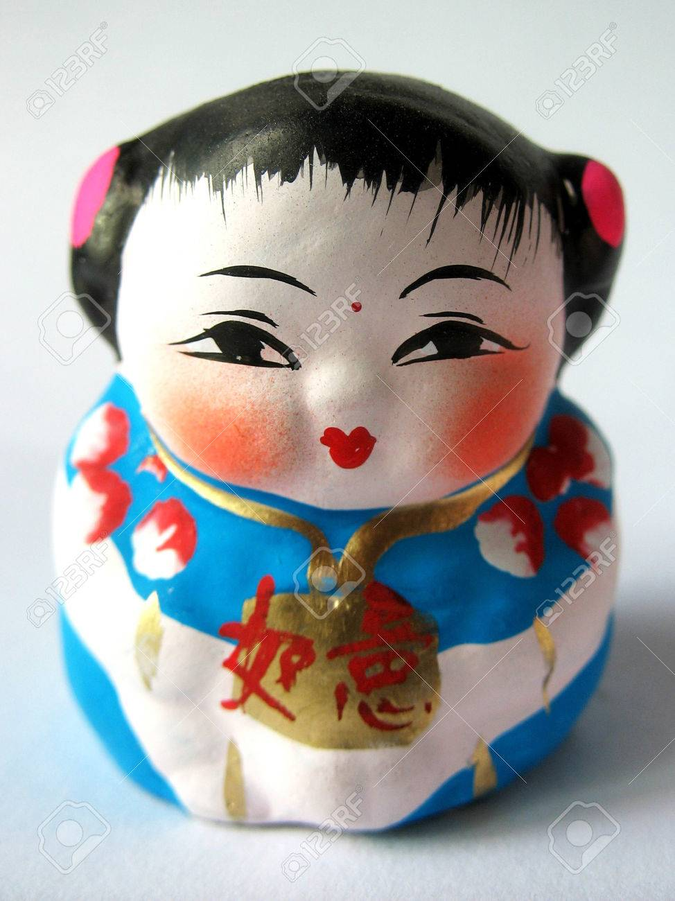 China Doll Stock Photo Picture And Royalty Free Image Image 34936763