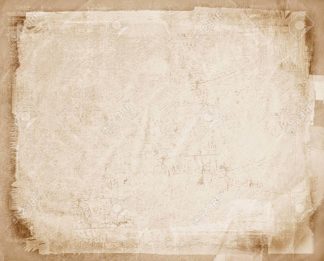 Grunge background con bordo Archivio Fotografico - 9696301