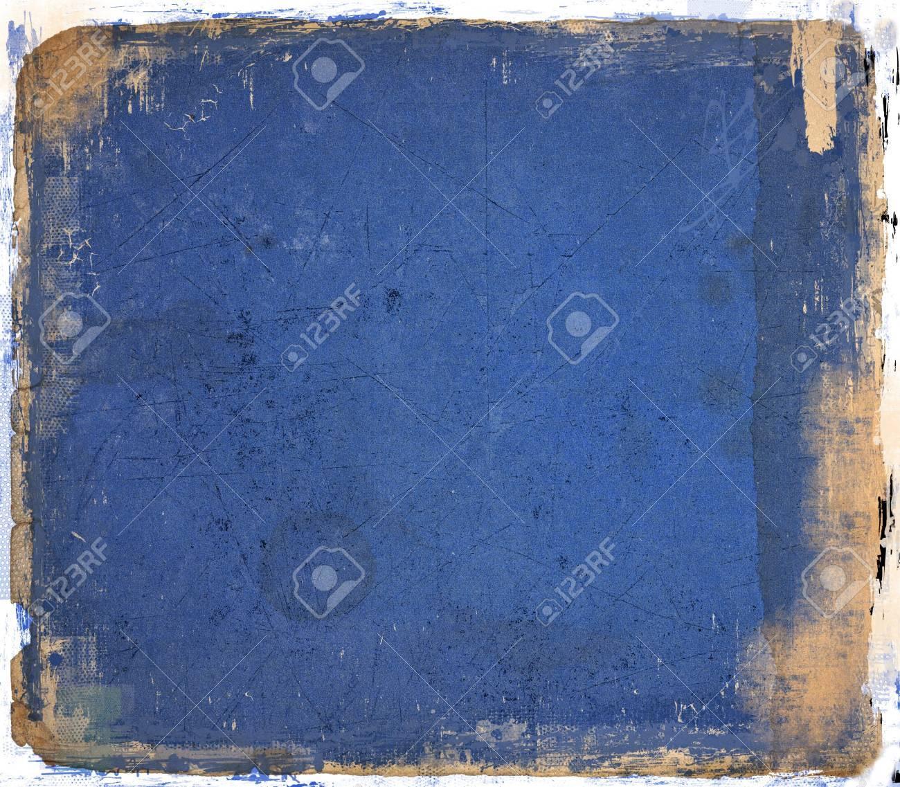 Grunge sfondo blu astratto Archivio Fotografico - 16251807
