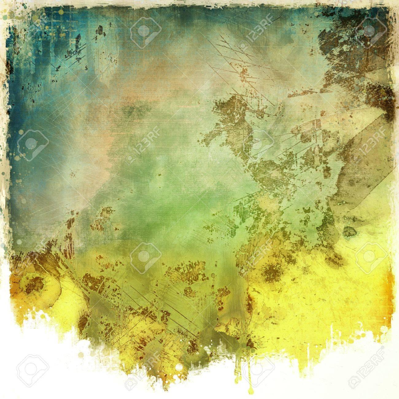 Corroso sfondo astratto Archivio Fotografico - 16358534