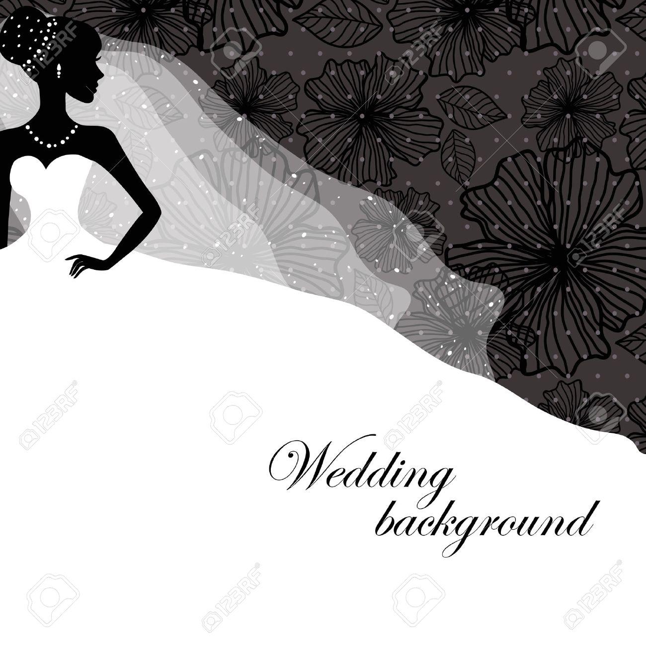 вставить лицо шаблон невеста