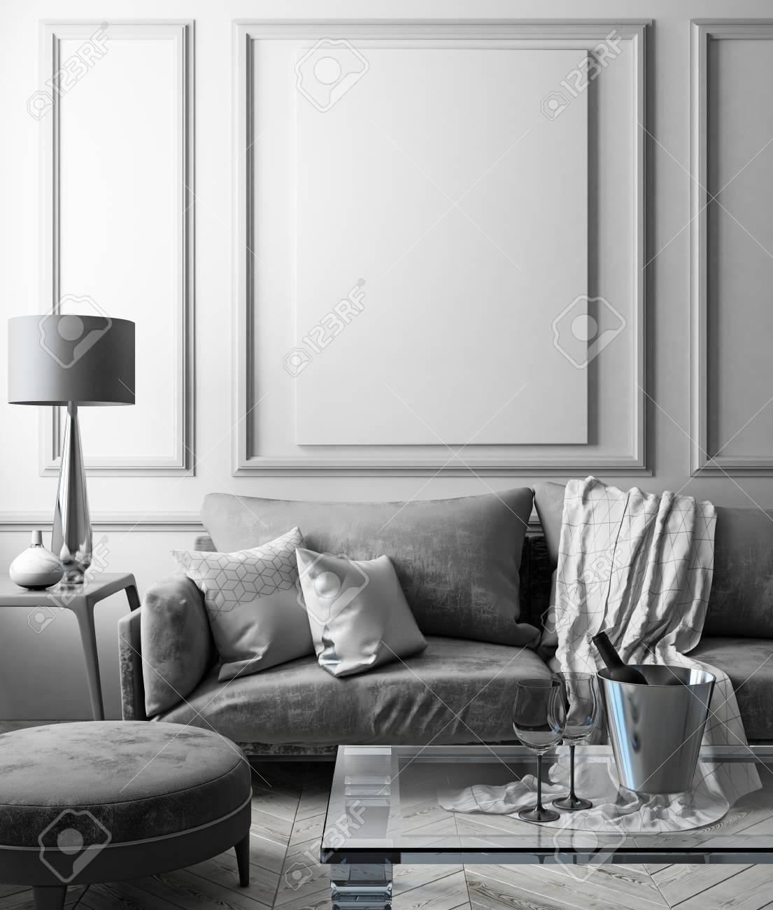 Asombroso Mesa De Café Negro Muebles Otomana Composición - Muebles ...