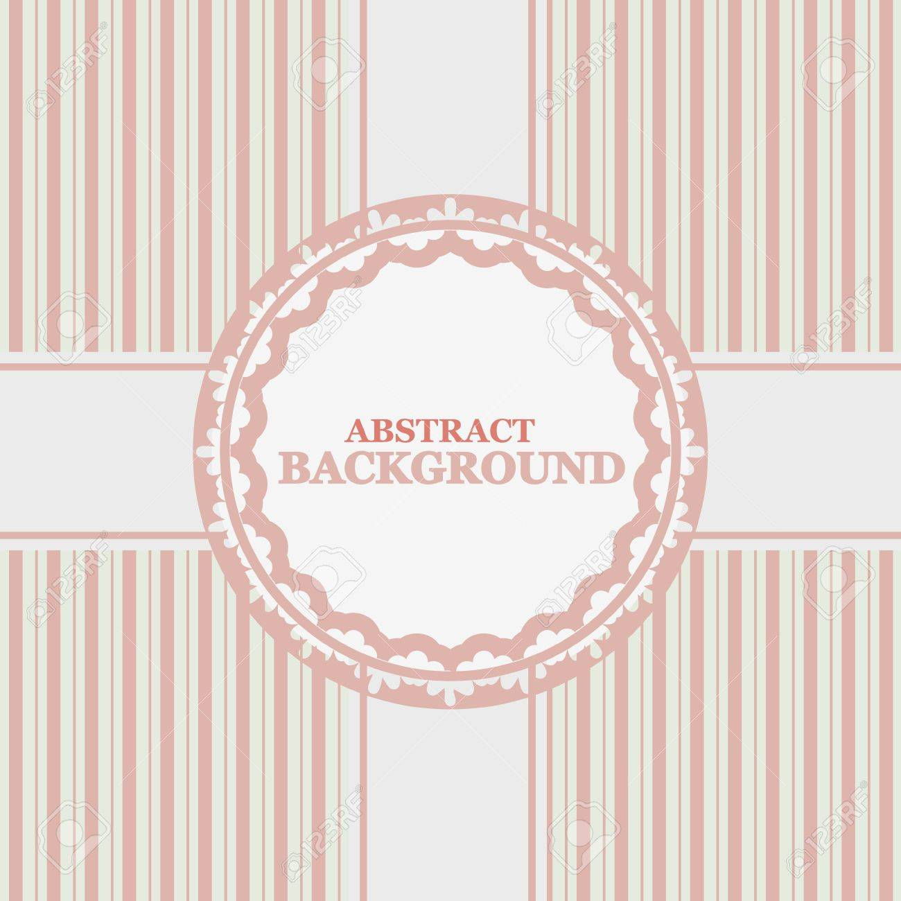 Vintage background in a unique style and color Stock Vector - 20588816