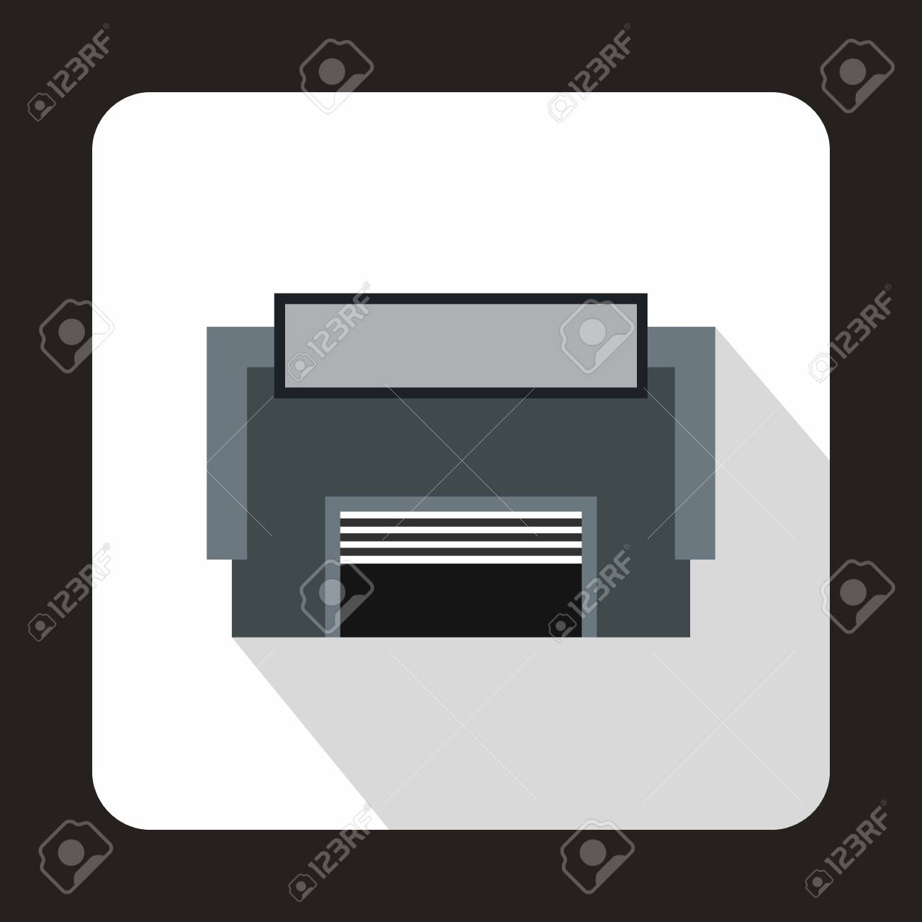 Concrete garage icon in flat style with long shadow building concrete garage icon in flat style with long shadow building symbol stock vector 59679949 biocorpaavc Image collections