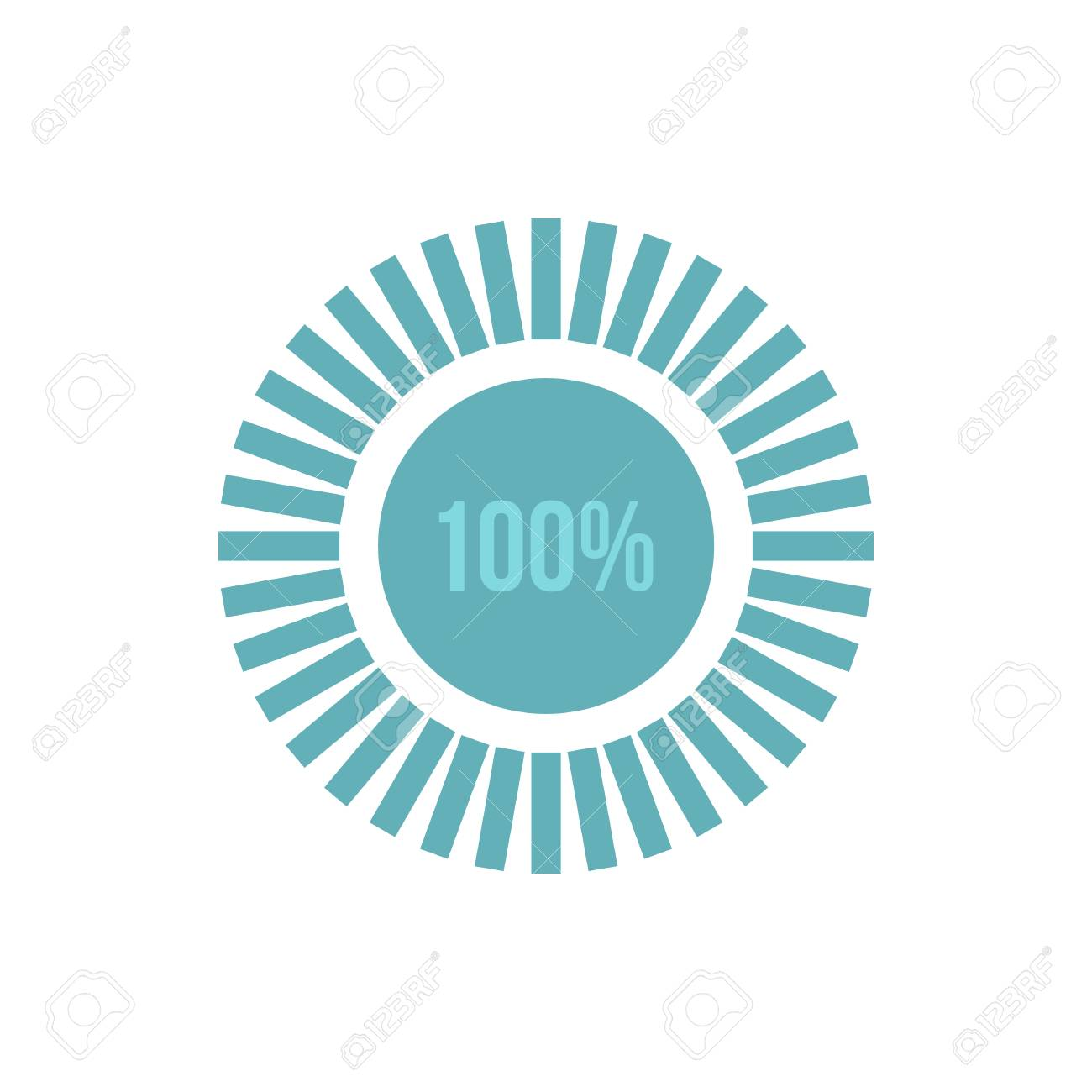 Sign 100 download icon in flat style isolated on white background sign 100 download icon in flat style isolated on white background loading symbol vector illustration biocorpaavc Image collections