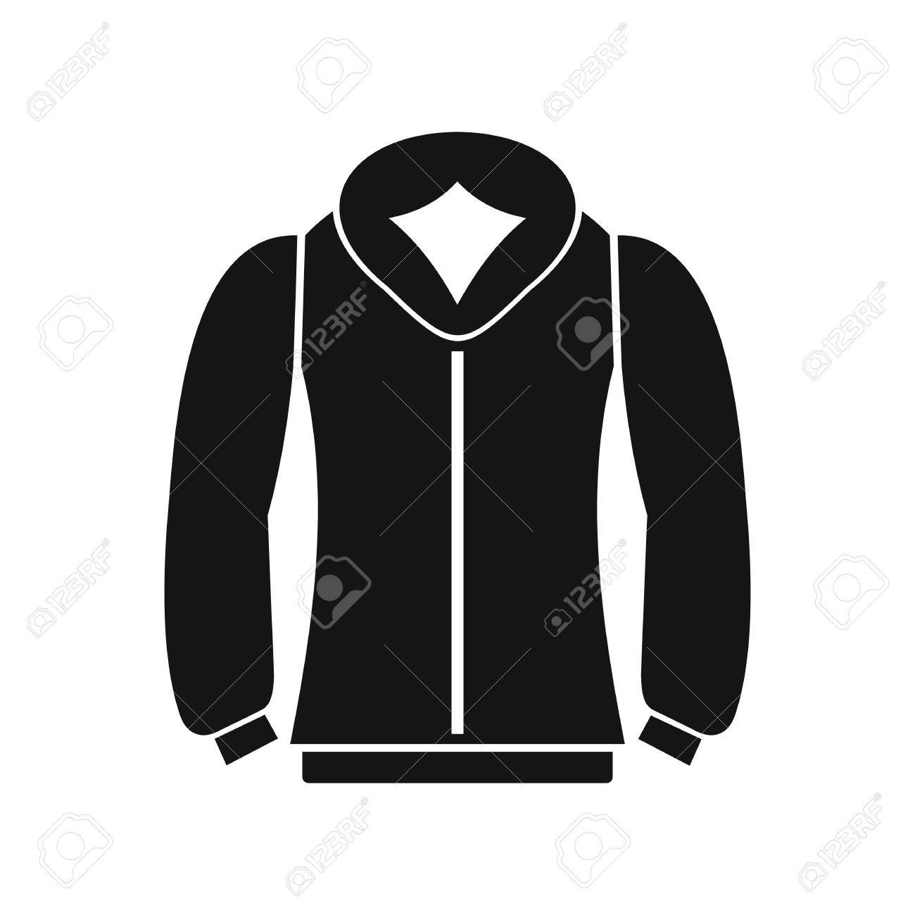 86e55999994d Sweatshirt icon in simple style on a white background vector illustration  Stock Vector - 63183308