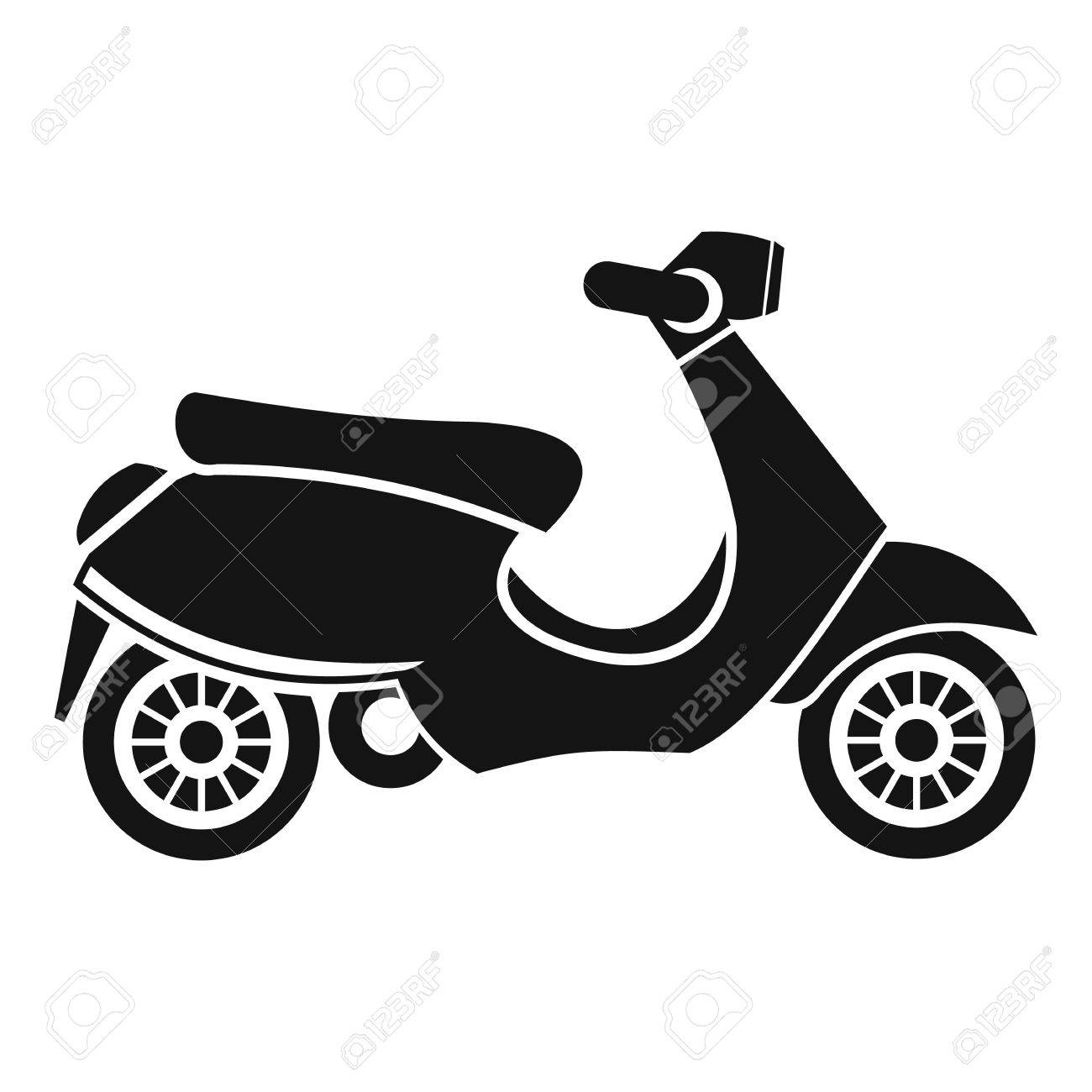 vespa scooter icon simple illustration of scooter vector icon royalty free cliparts vectors and stock illustration image 64175386 vespa scooter icon simple illustration of scooter vector icon