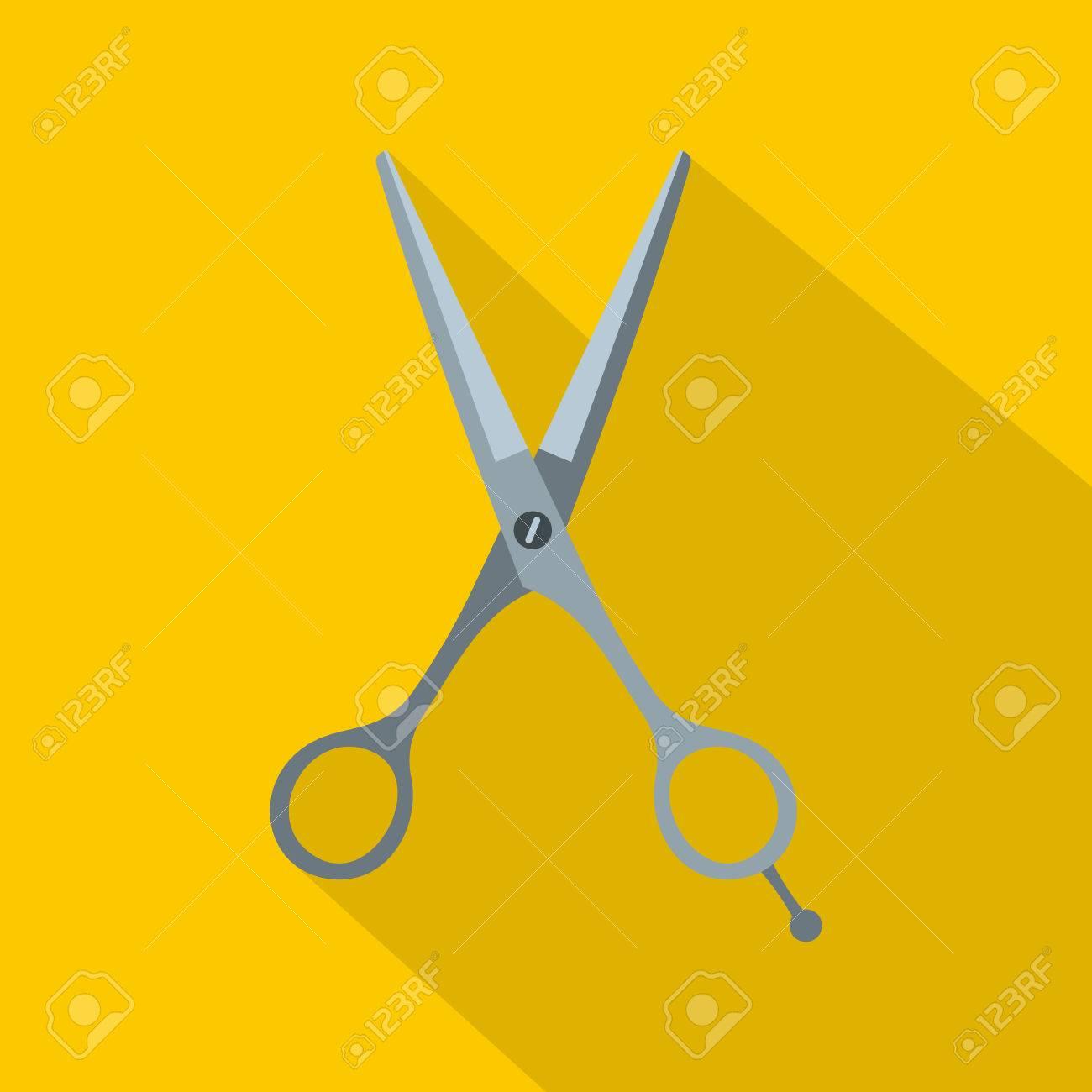 Hair Cutting Scissors Vector 32