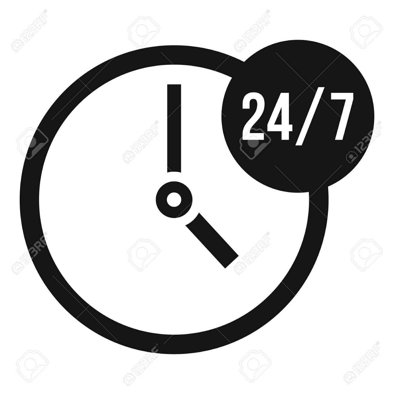 7:00, abbildung, uhr. Uhr, ausstellung, freigestellt, abbildung, 7:00,  hintergrund, weißes.