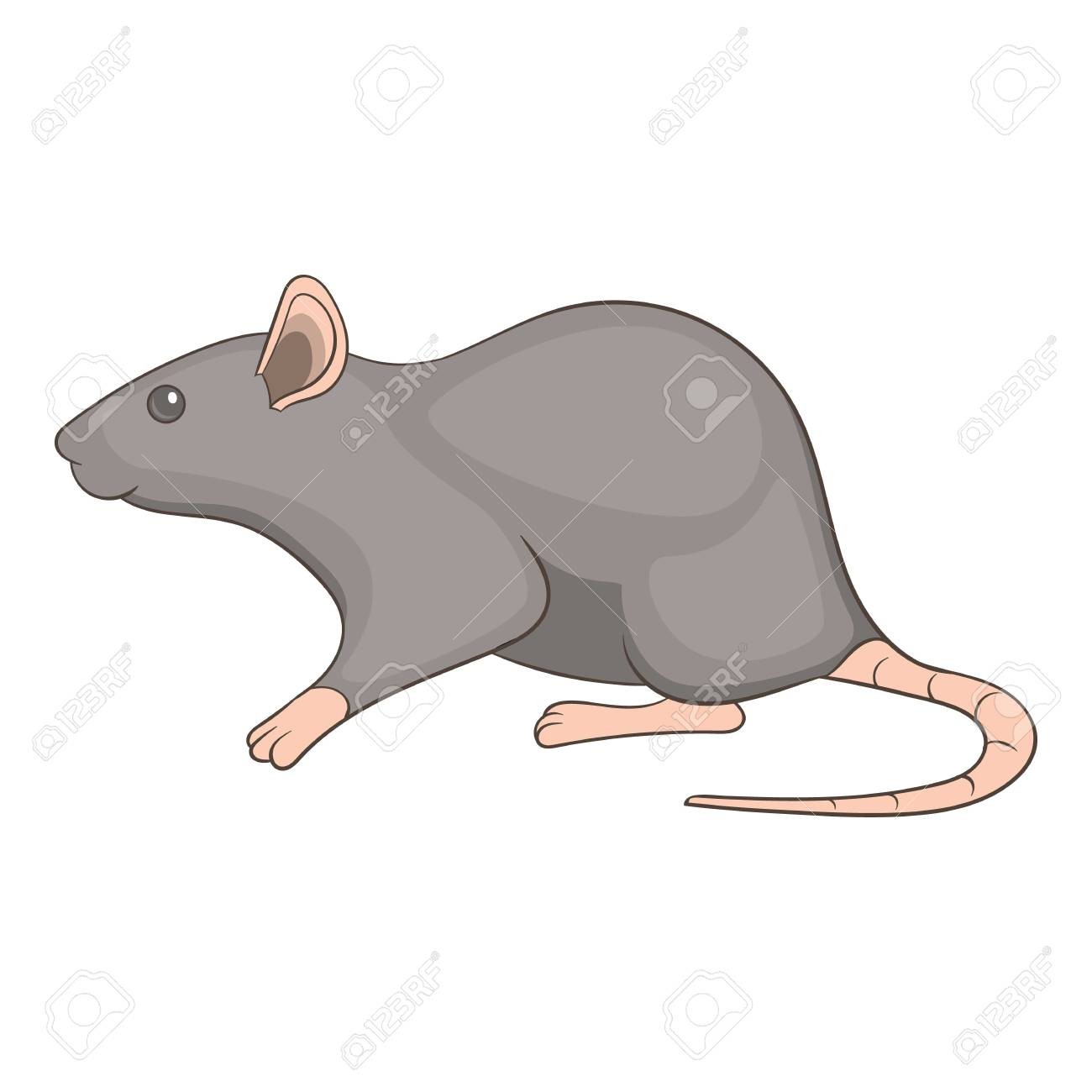 rat icon cartoon illustration of rat vector icon for web royalty free cliparts vectors and stock illustration image 69782781 rat icon cartoon illustration of rat vector icon for web