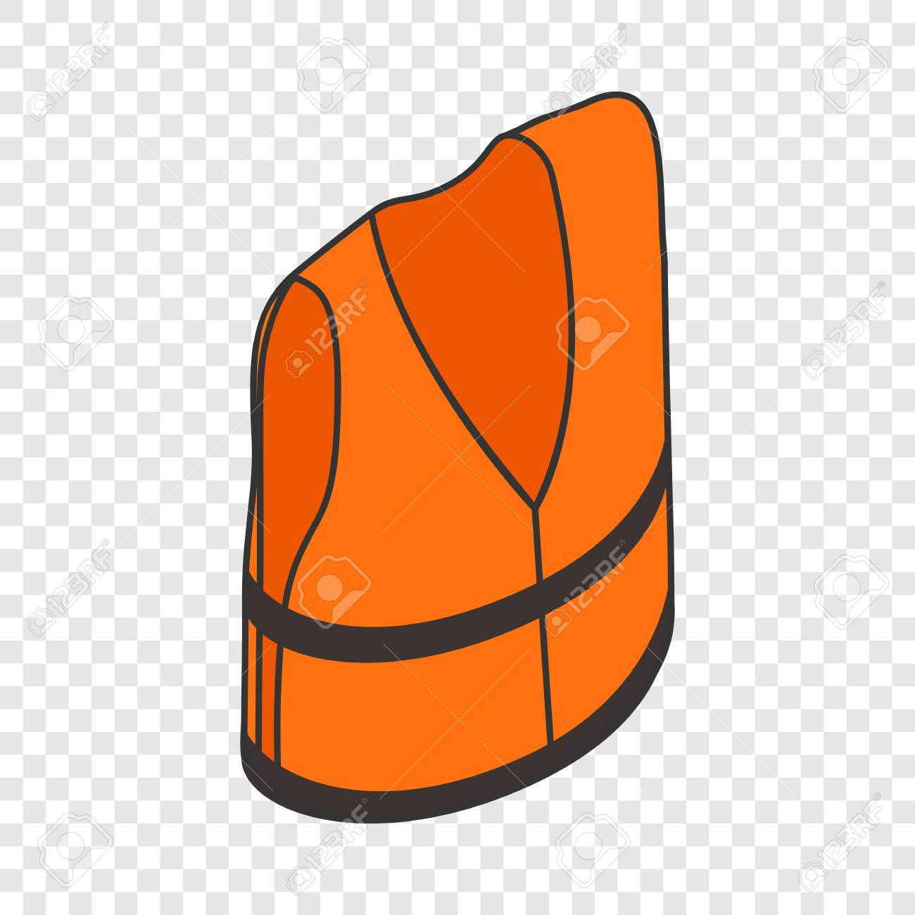 Life Jacket Isometric Icon 3d On A Transparent Background Vector Royalty Free Cliparts Vectors And Stock Illustration Image 73223817