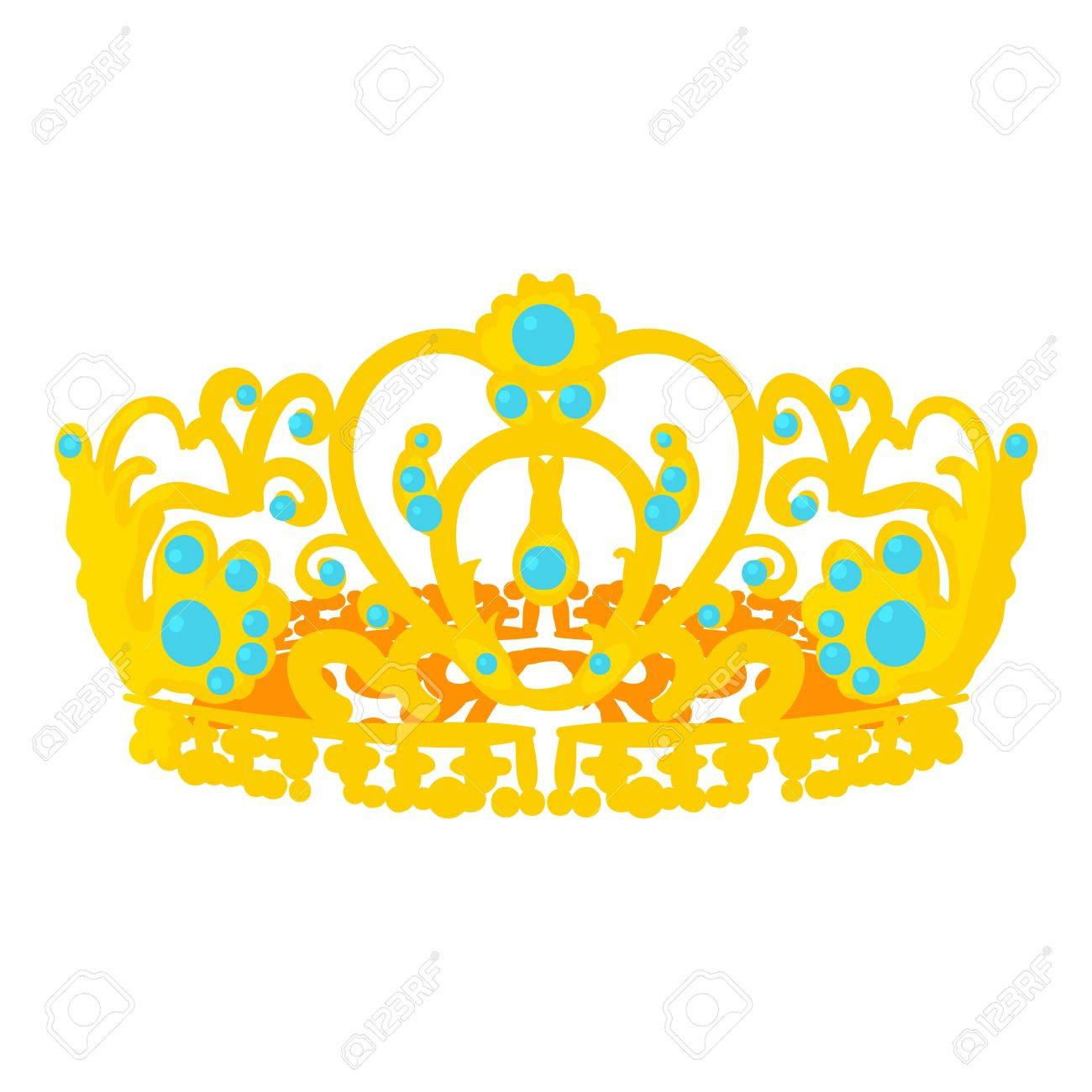 Crown Of The Queen Icon Cartoon Style Royalty Free Cliparts Vectors And Stock Illustration Image 82255062 Crown euclidean computer file, cartoon crown, three crowns illustration png clipart. crown of the queen icon cartoon style