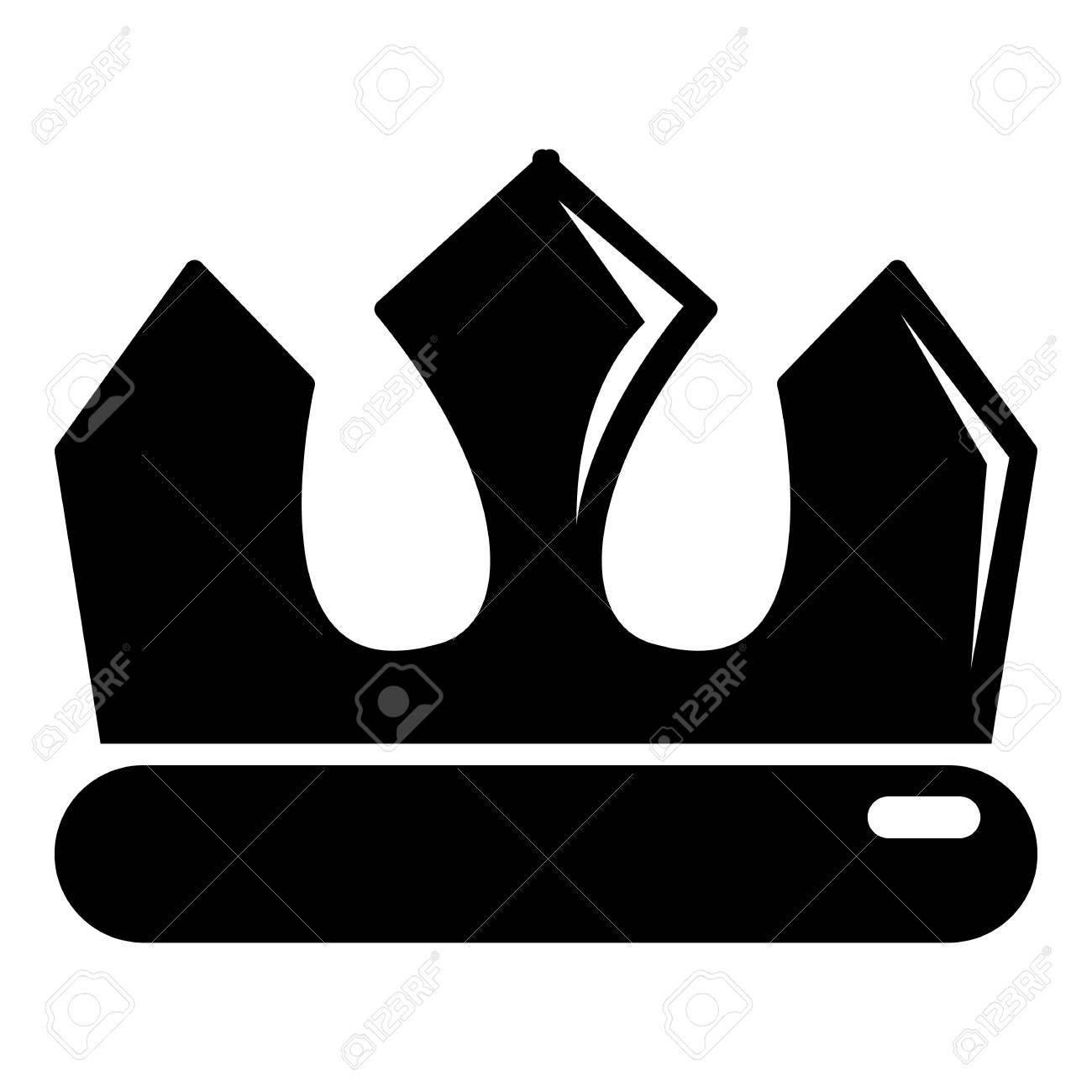 bronze crown icon simple illustration of bronze crown vector rh 123rf com crown vector artwork crown vector artwork