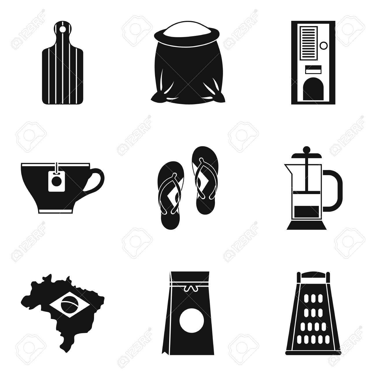 Conjunto CAFE DO BRASIL