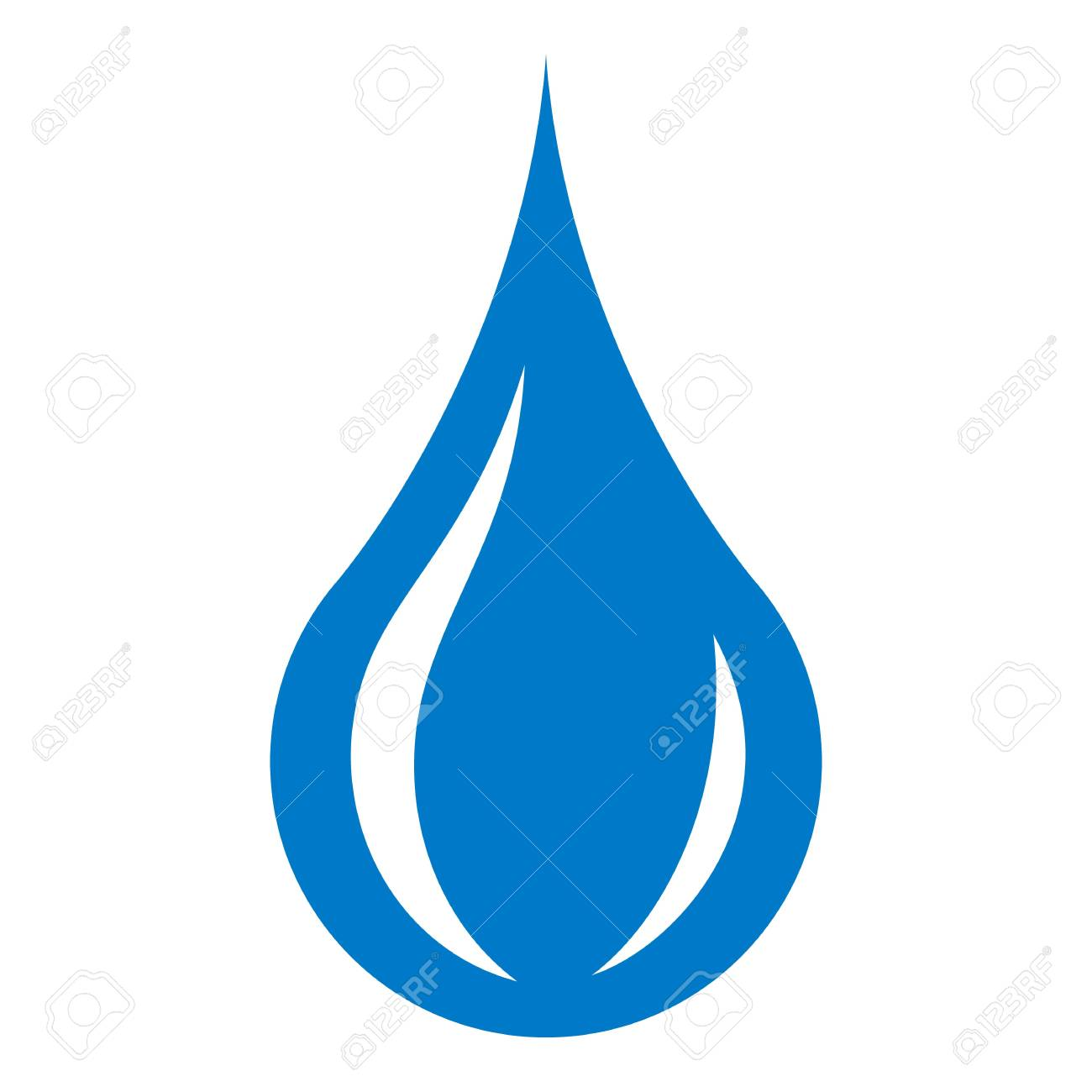 raindrop icon simple illustration of raindrop vector icon for rh 123rf com raindrop vector image raindrop vector shapes
