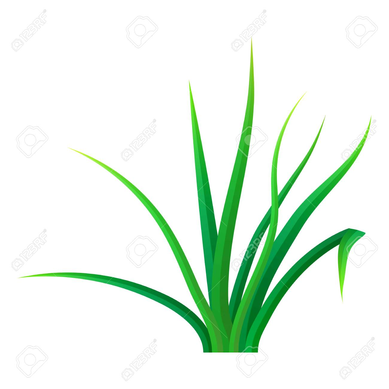 small bunch grass icon realistic illustration of small bunch royalty free cliparts vectors and stock illustration image 98420244 small bunch grass icon realistic illustration of small bunch