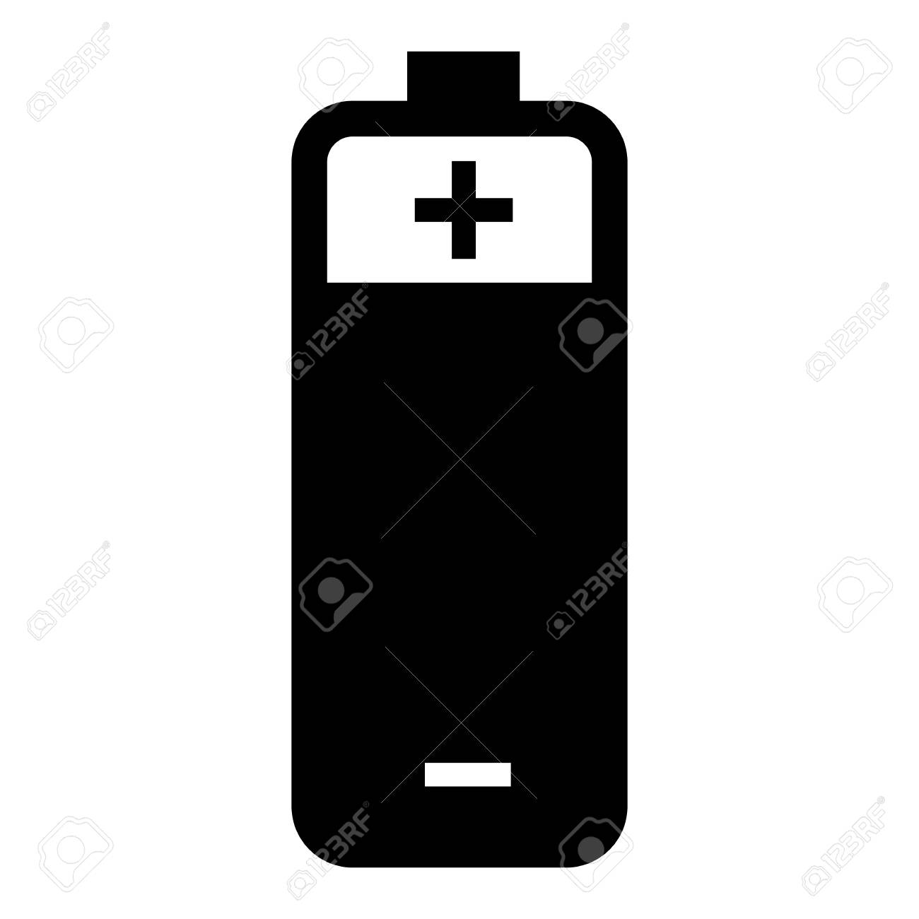 battery icon simple illustration of battery vector icon for royalty free cliparts vectors and stock illustration image 110999578 battery icon simple illustration of battery vector icon for