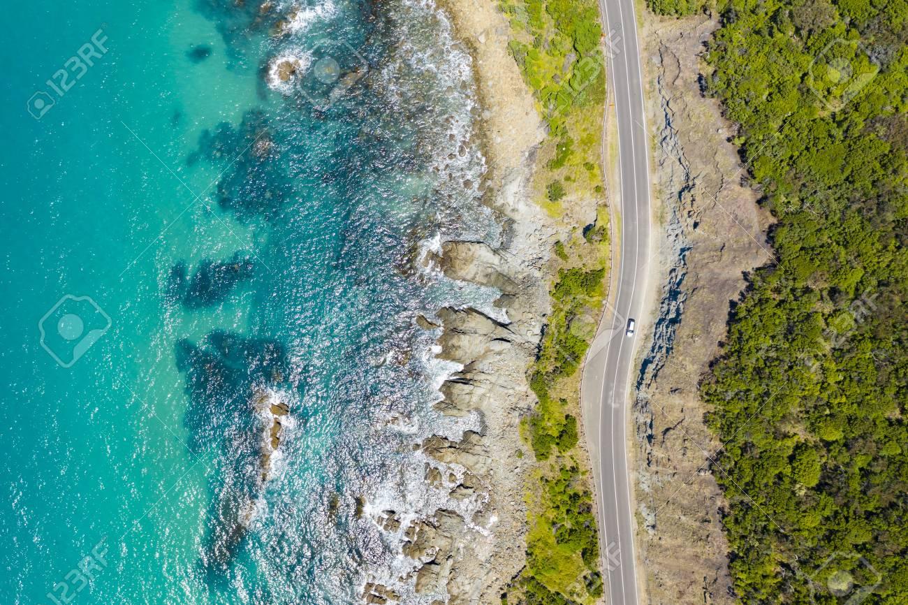 Great Ocean Road in Australia - 114554179
