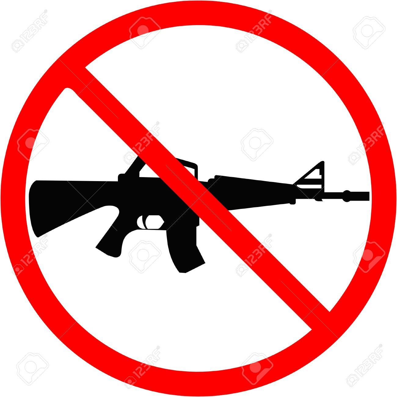 no guns royalty free cliparts vectors and stock illustration