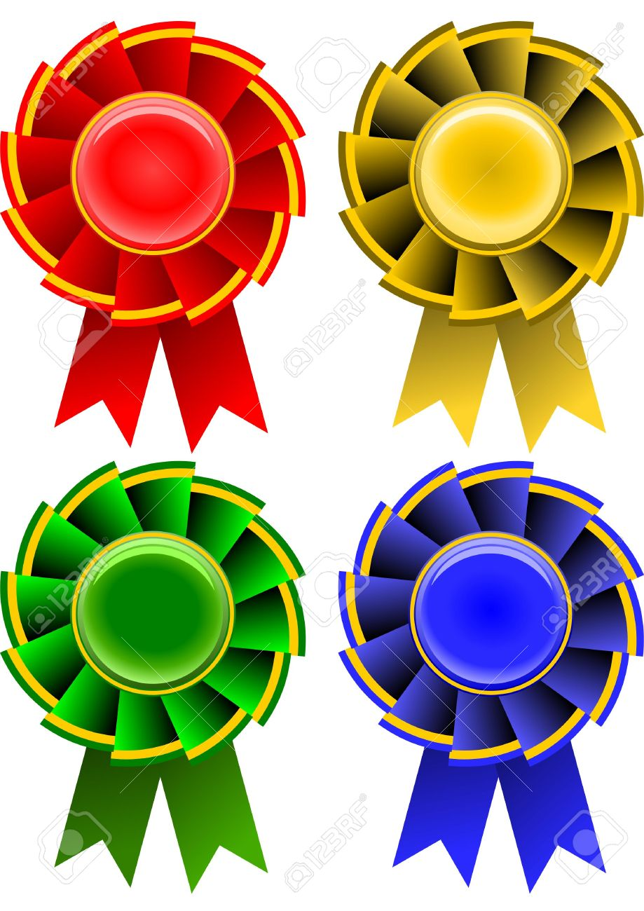 award ribbons royalty free cliparts vectors and stock illustration