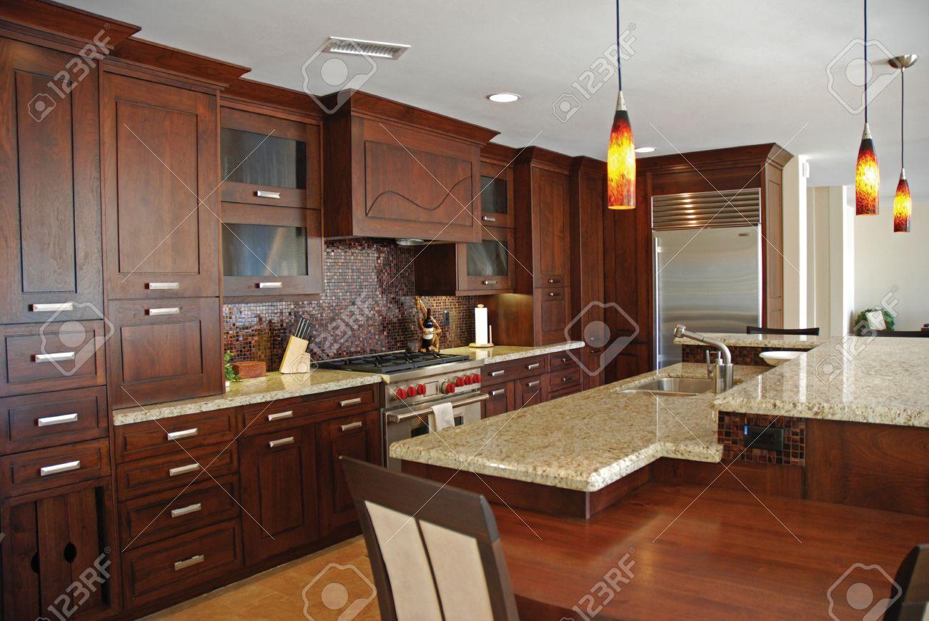 Beautiful Cucine Rustiche Con Isola Ideas - harrop.us - harrop.us