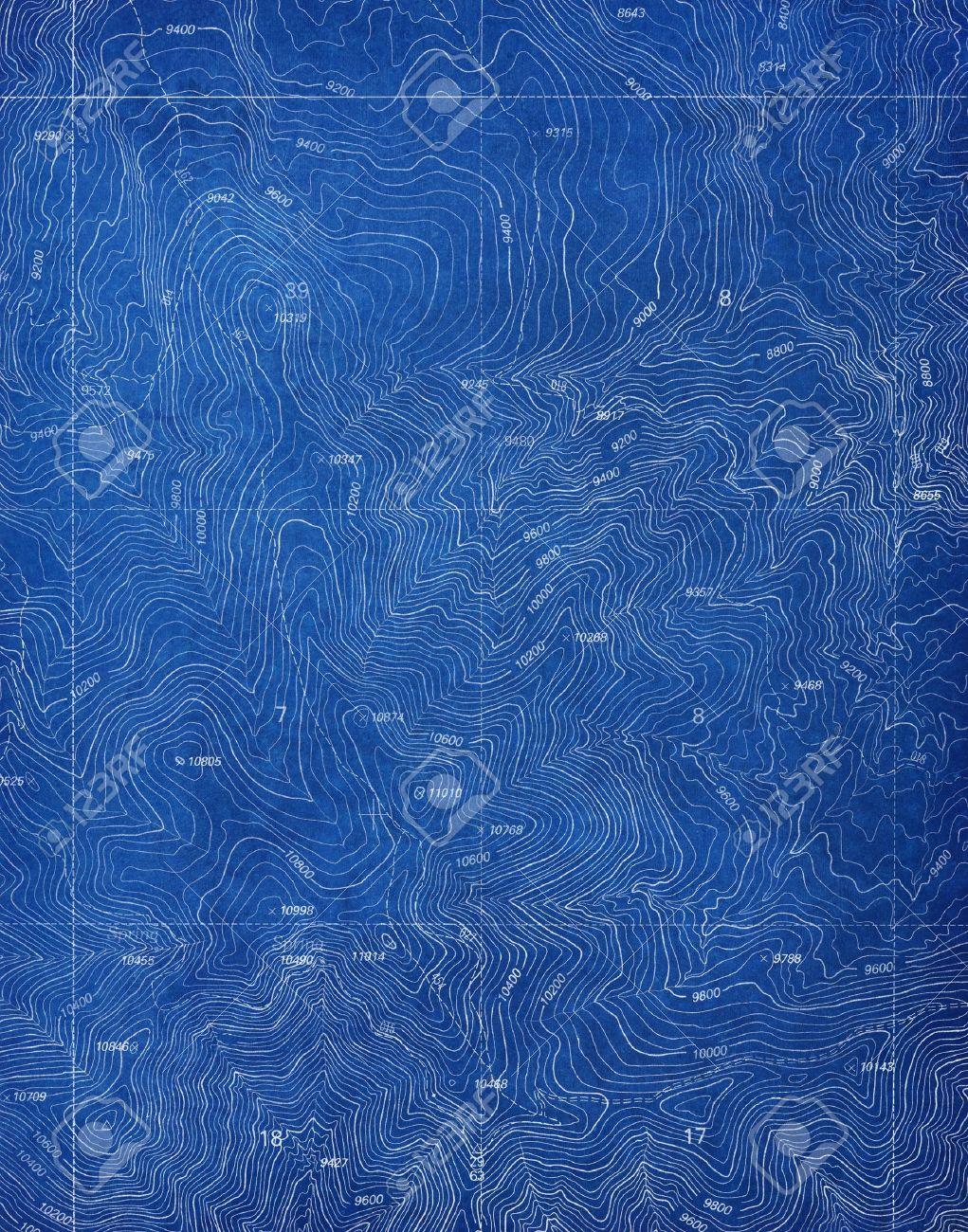 Topographical blueprint pattern fotos retratos imgenes y topographical blueprint pattern foto de archivo 9621329 malvernweather Gallery