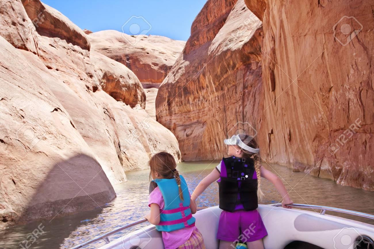 Discovering Beautiful Southwest USA Colorado River Stock Photo - 12035967