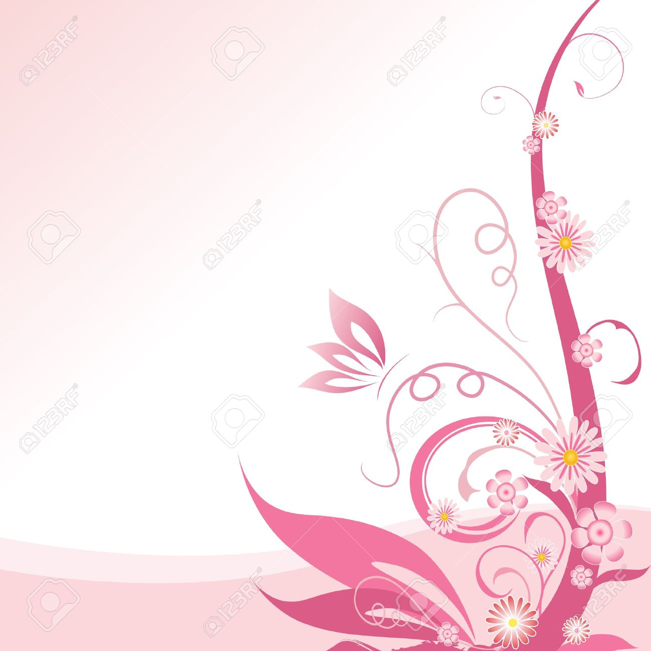 Pink floral designs yolarnetonic pink floral designs mightylinksfo