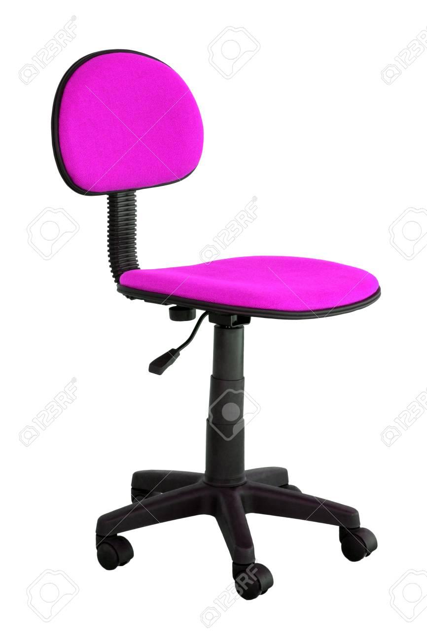 Sedie Per Ufficio.Sedie Per Ufficio Progettazione Isolata Su Un Bianco