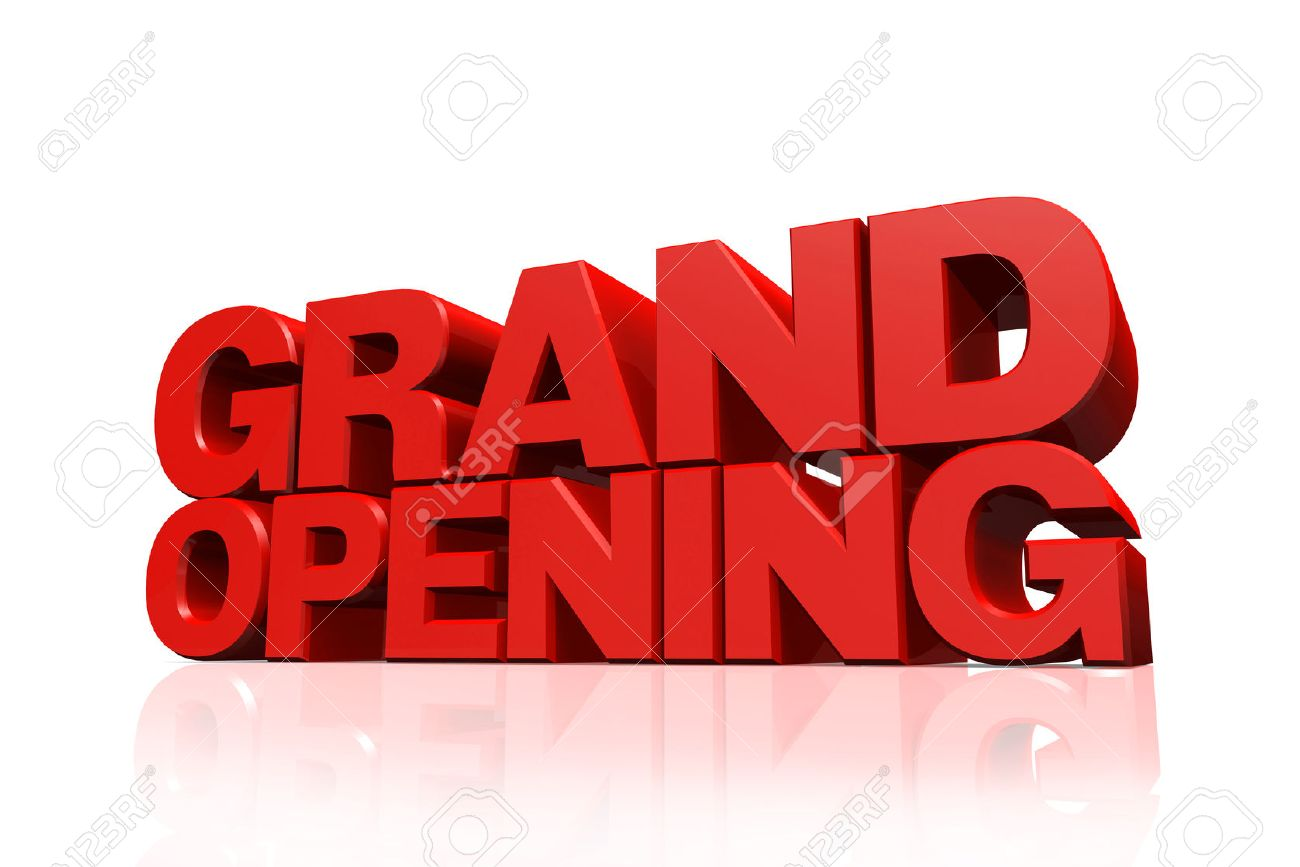 4 121 grand opening stock illustrations cliparts and royalty free rh 123rf com Grand Opening Event Flyer grand opening clipart free download