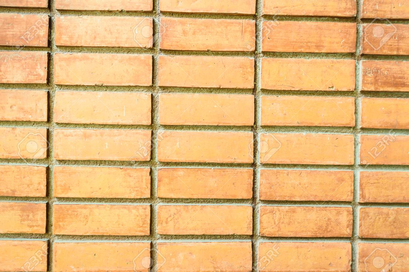 Abstract Old Brick Wall Red Color Background, Old Building Wall ...