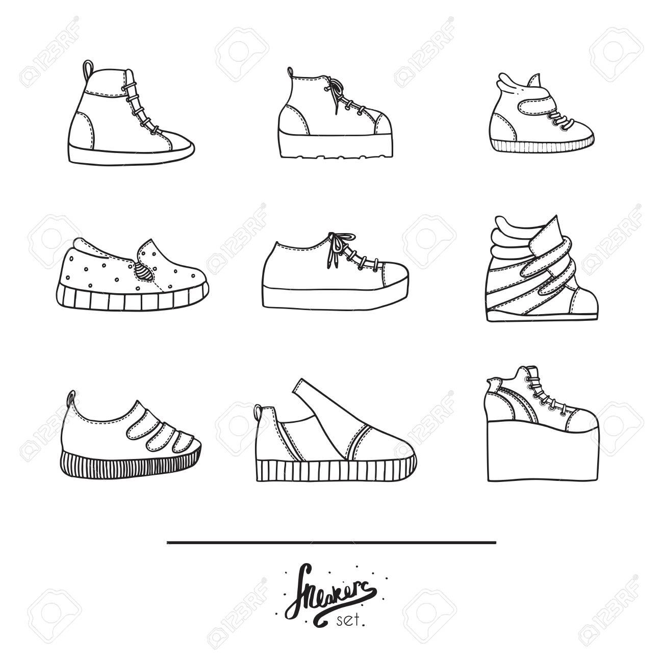 shapes shoes