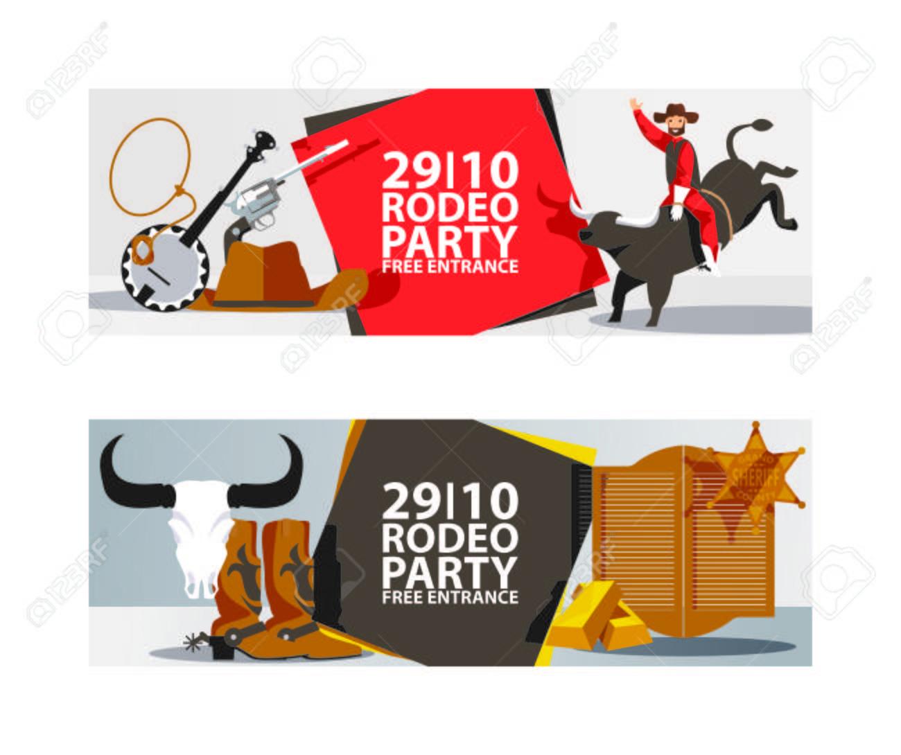 Rodeo Invitation Template - theminecraftserver.com - Best Resume ...