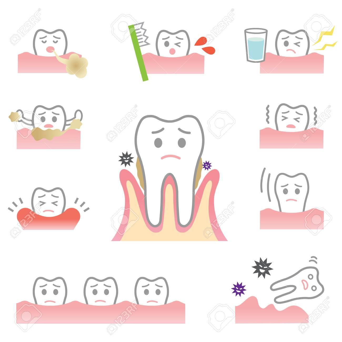 periodontal disease symptom - 37388569