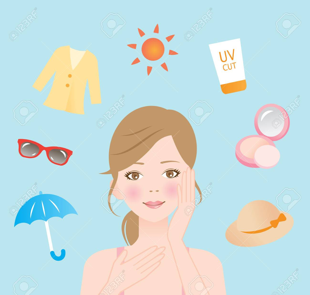 UV protection - 59920824