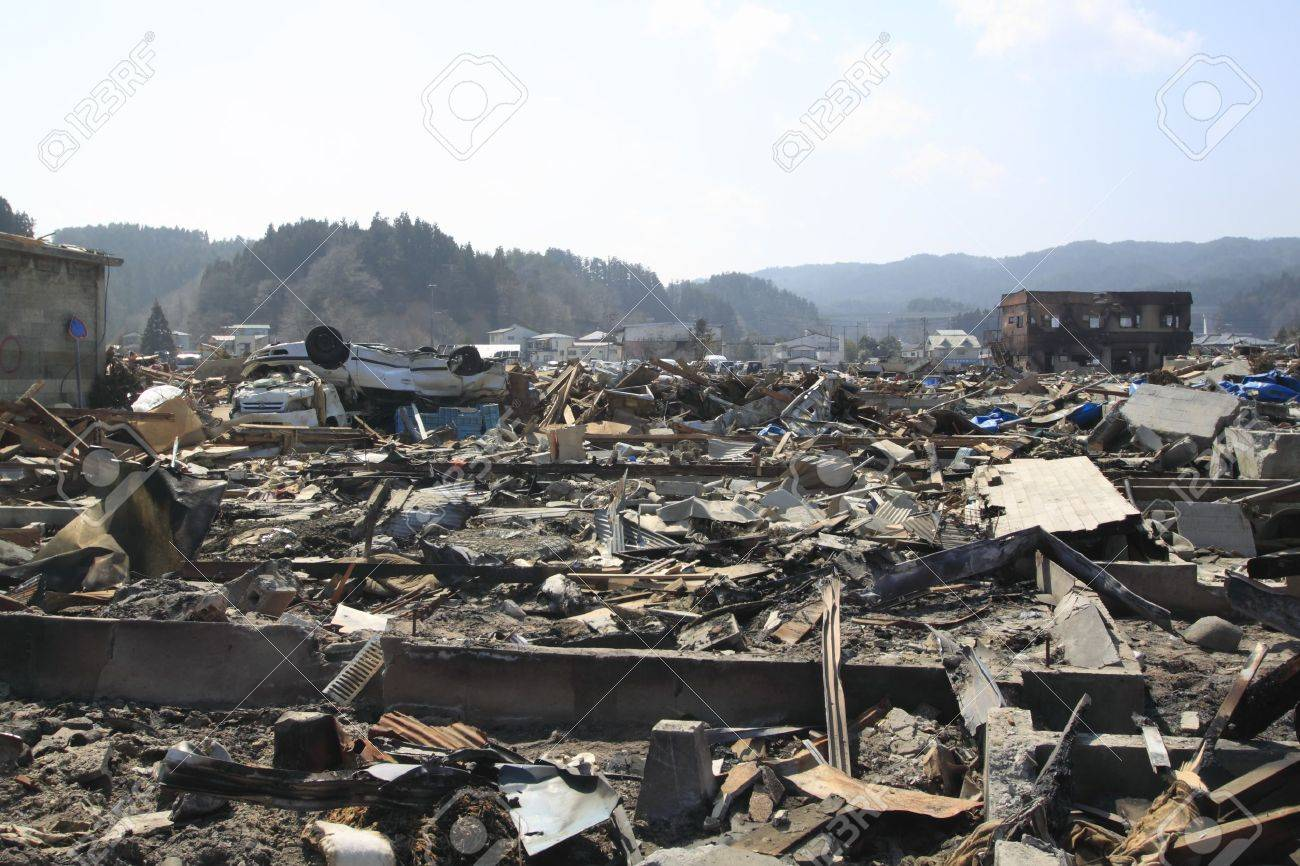 The Great East Japan Earthquake - 11392158