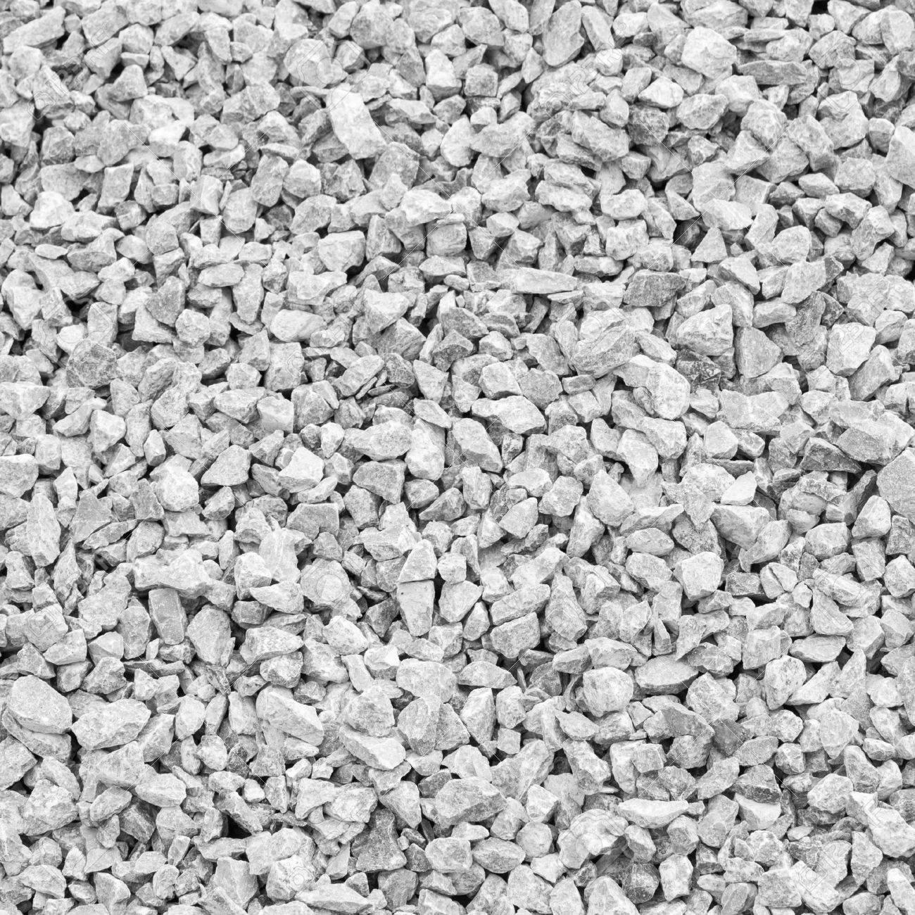 Texture Gravier Blanc