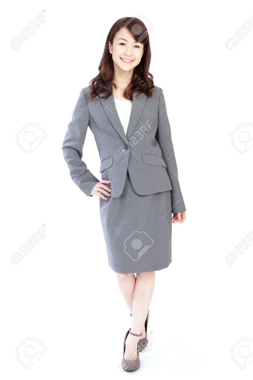 Beautiful business woman Stock Photo - 13406766