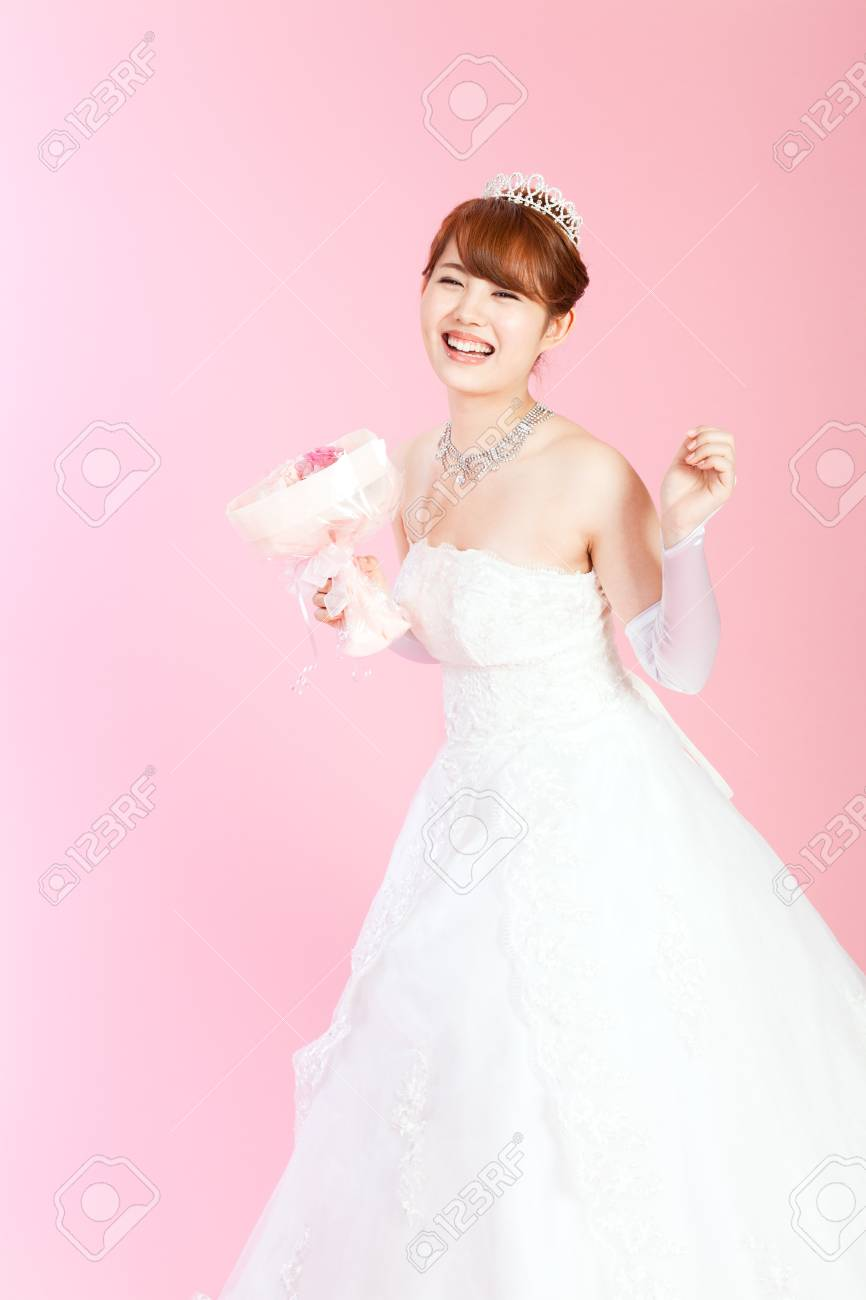 Hermosa Traje De Boda Asiático Inspiración - Colección de Vestidos ...