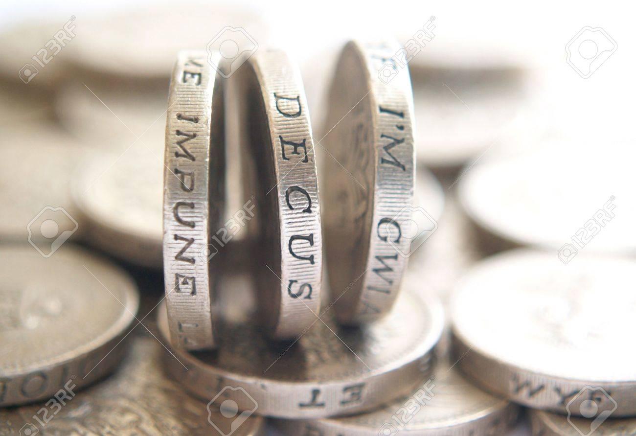 coins Stock Photo - 3917621