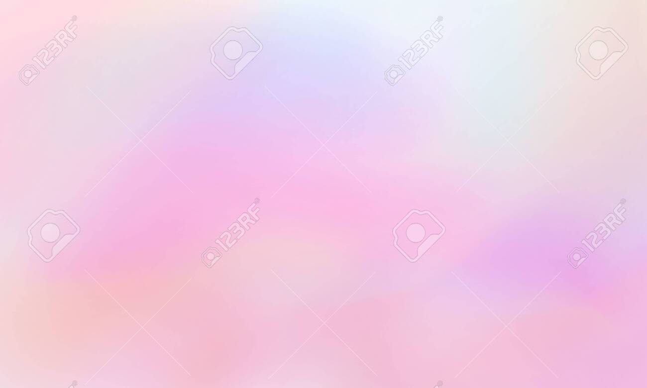 122271716 rainbow princess background soft pink dawn made in realistic style with clipping mask fantasy unicor