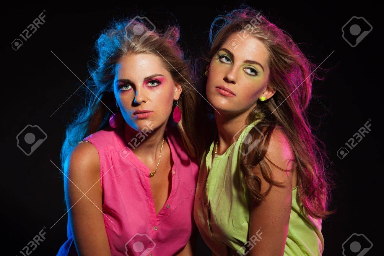 Blonde sexy twin pics 863