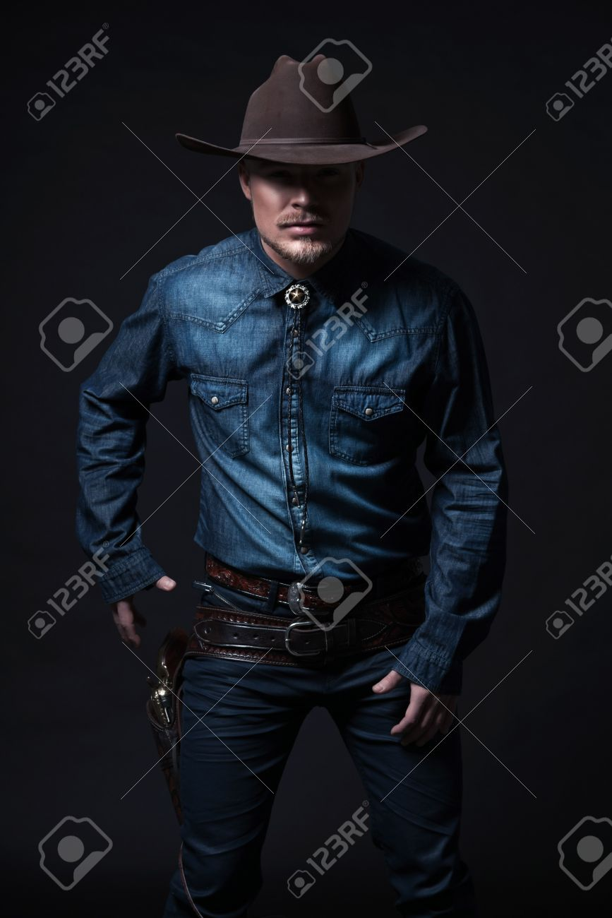 Modern Cowboy Modern Fashion Cowboy