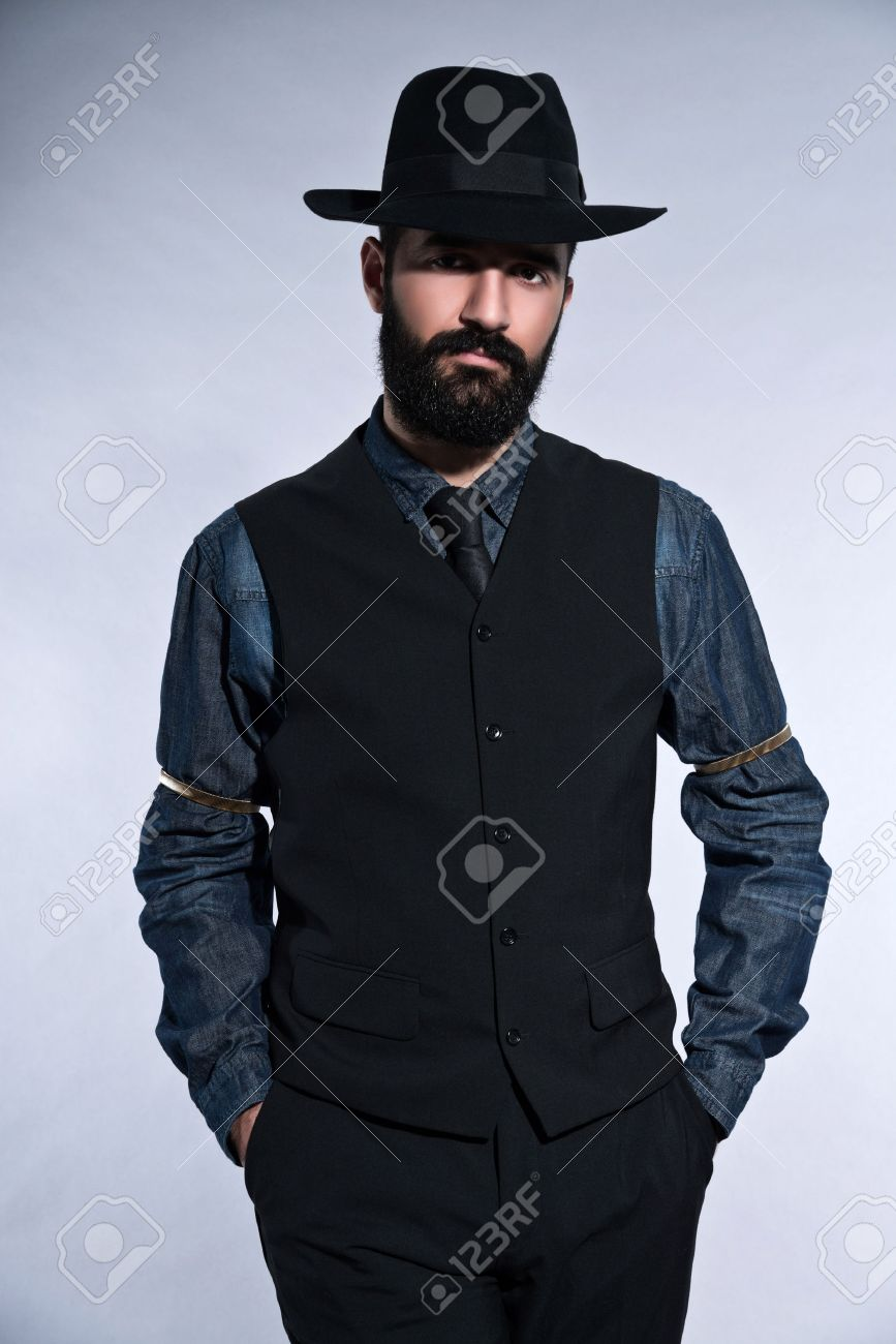 hipster anzug