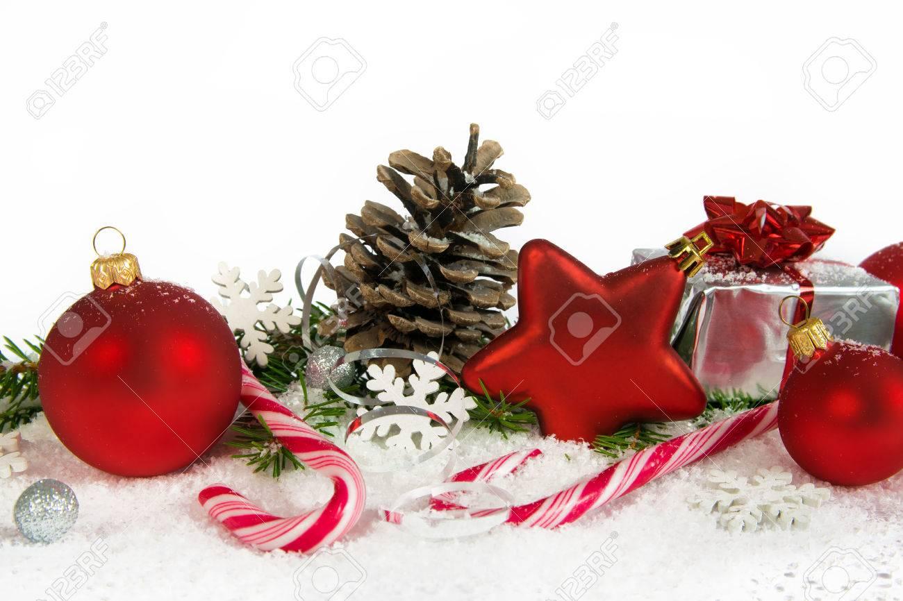 Schmuck Weihnachten.Stock Photo