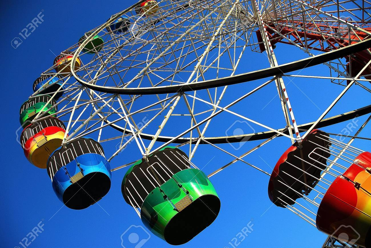 Ferris wheel Stock Photo - 6953711