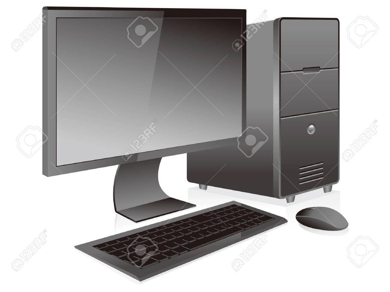 Ordinateur de bureau gamer awesome bureau pc noir bureau noir et