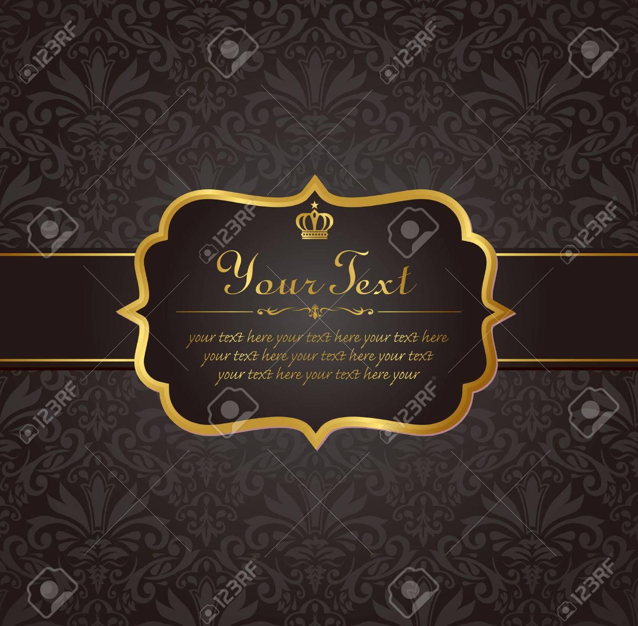 Invitation vintage label vector frame royalty free cliparts vectors invitation vintage label vector frame stock vector 29138678 stopboris Choice Image