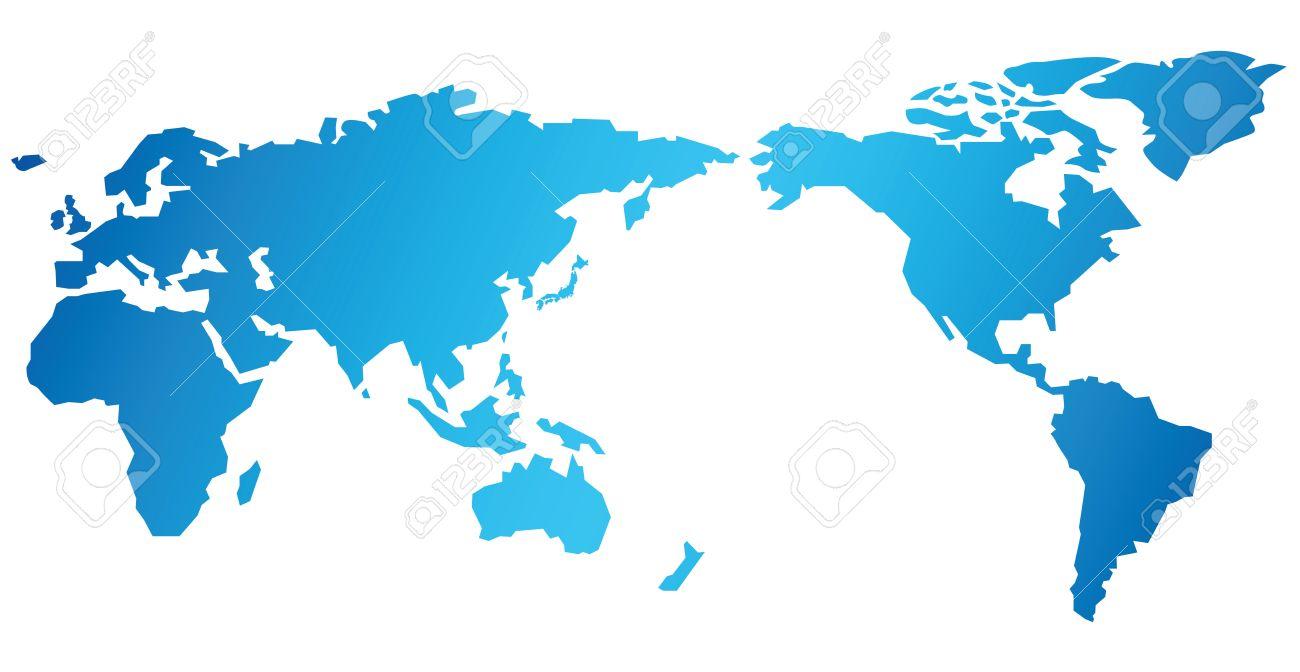 World map vector royalty free cliparts vectors and stock world map vector stock vector 37150111 gumiabroncs Gallery
